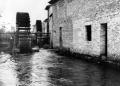 de watermolen in de jaren 40 (bron: biblioteca civica Vincenzo Joppi)