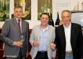 jury voorzitterVenanzio Francescutti - Mauro Lorenzonetto (Battista II) - Paolo Ferrin (vini Ferrin)