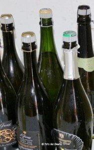 hobby: zelf wijn bottelen