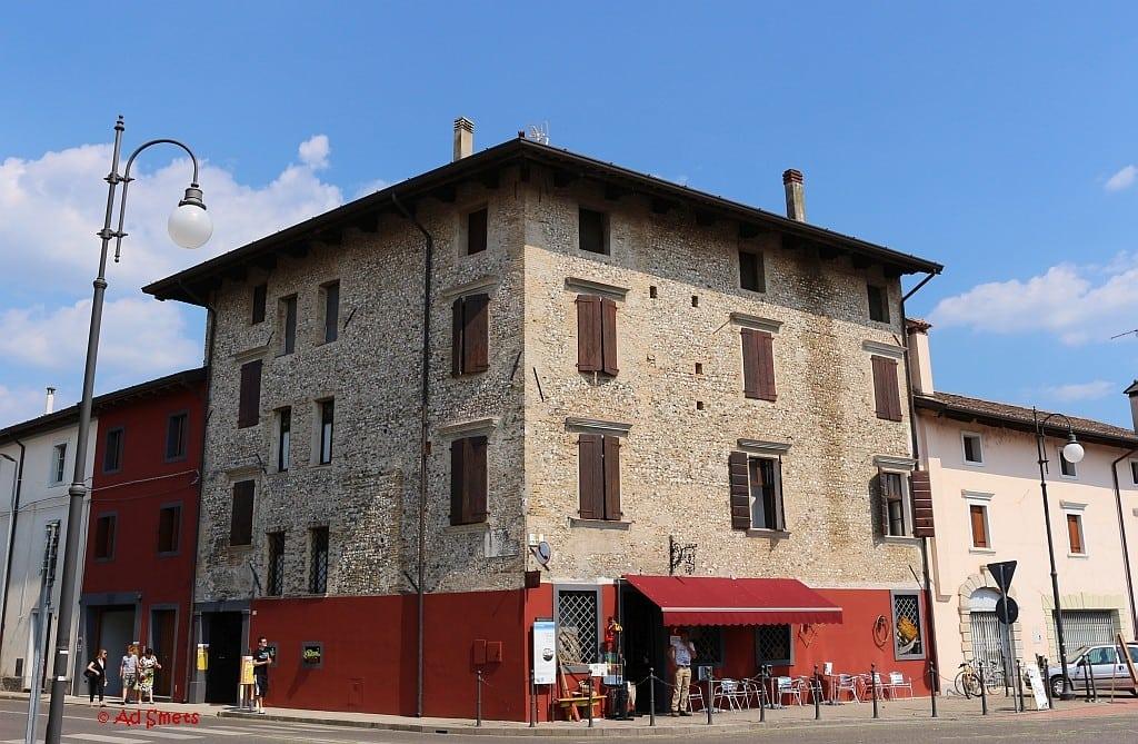 Palazzo Venier - Gradisca di Sedegliano