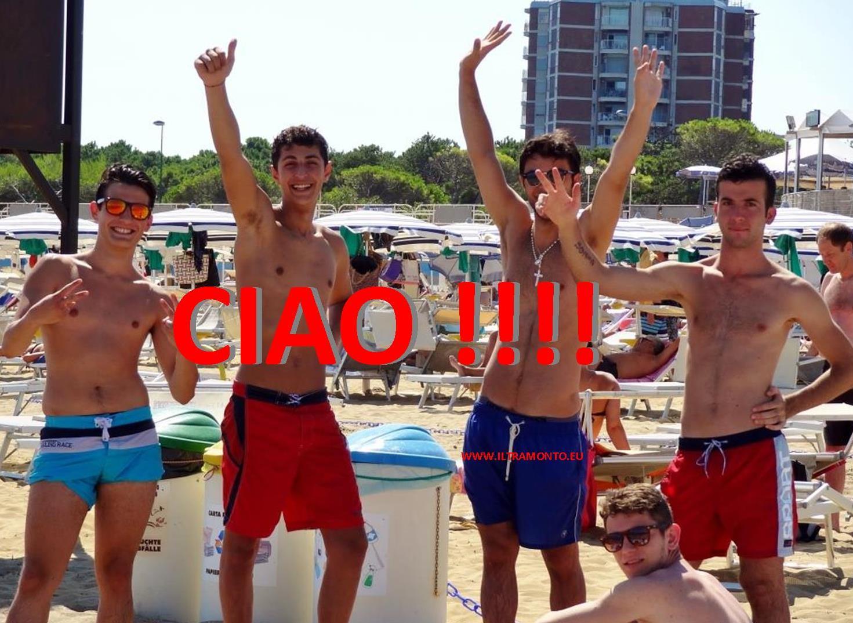 Ciao_iltramonto_foto ad smets_jongens strand