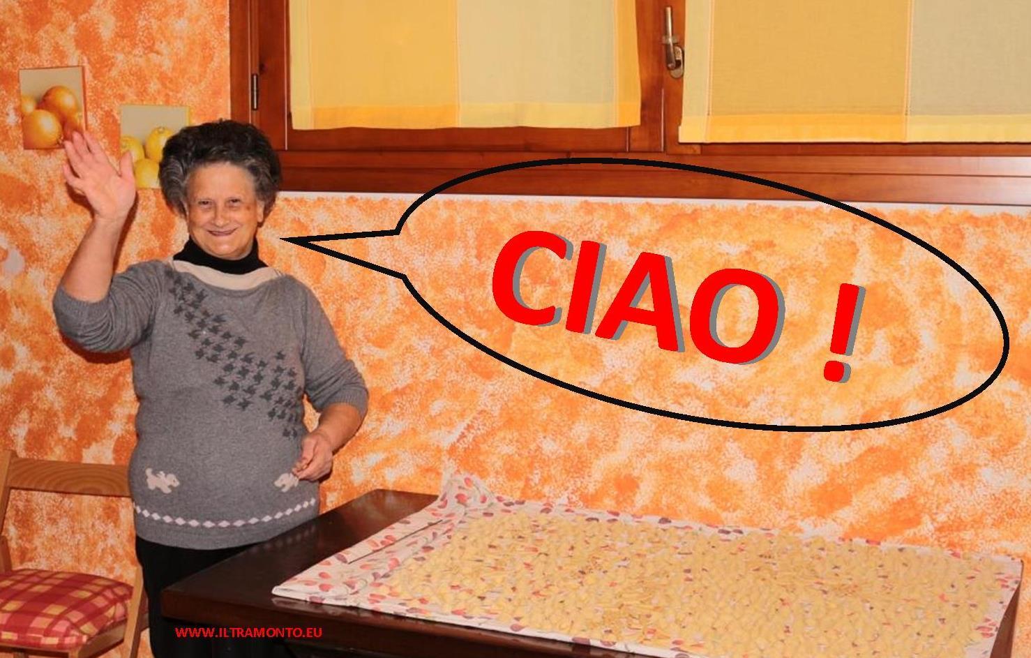 Ciao_iltramonto_foto ad smets_zia Edda