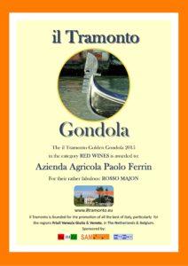 golden-gondola-award-ferrin-rosso-majon