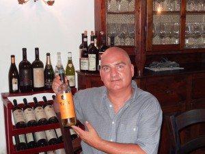 Kan Ad Smets de fles nog recht houden na een uitgebreide wijnproeverij?