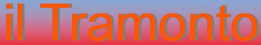 Afbeeldingsresultaat voor il tramonto digi magazine